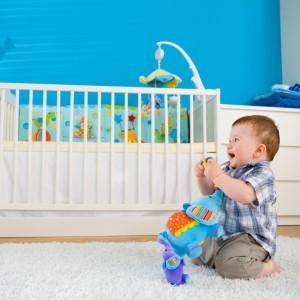 Szeroka oferta producentów zawiera farby bezpieczne nawet dla zdrowia niemowlaków. Fot. Para Paints.