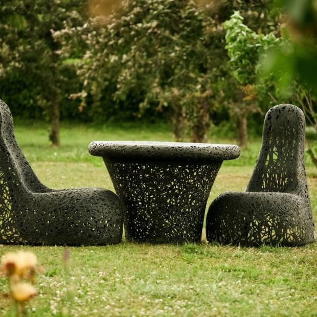 Modne meble do ogrodu. Ażurowe rozwiązania
