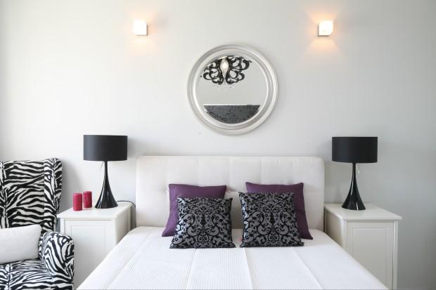 Lampka nocna: 12 pomysłów na oświetlenie sypialni