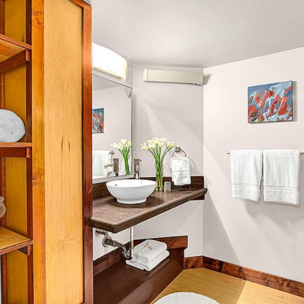 Ręcznik w łazience. 16 sposobów na przechowywanie