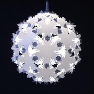 Lampa Estrela. Fot. Kafti Design.
