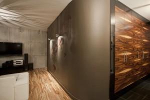 Salon - mieszkanie na Bemowie.