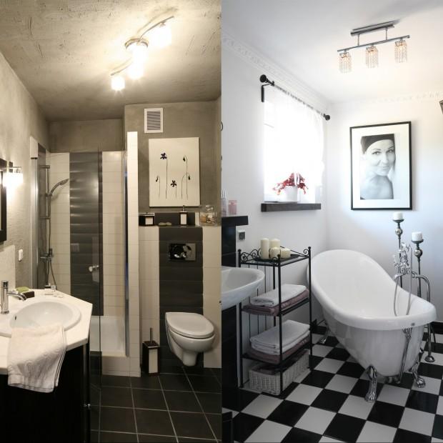 Dwie łazienki w jednym domu. Dla niej i dla niego