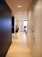 Apartament w Warszawie - hall.