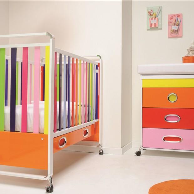 Łóżeczko dla niemowlaka. Wybór modeli