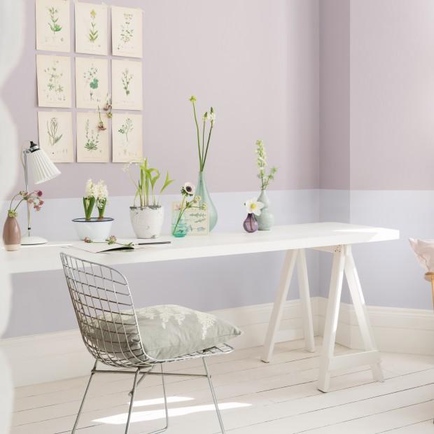 Modne pastele. Pomaluj nimi ściany w jadalni