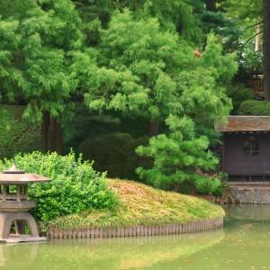 Ogród Zen, Brooklyn. Fot. Photoppurtunist