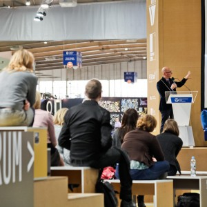 Prezentacja Christiana Siegera. Fot. materiały organizatora.