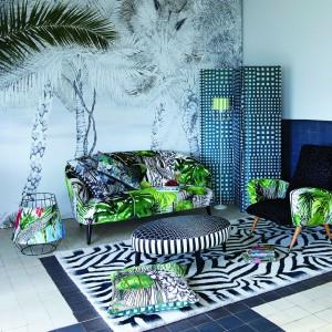 Nowa kolekcja tkanin i tapet Designers Guild na 2014 rok.  Fot. Decodore.