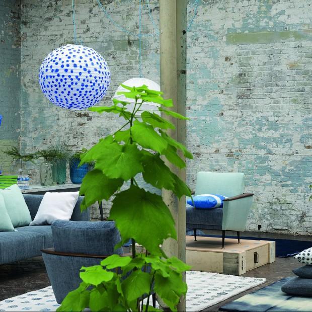 30 najpiękniejszych wnętrz w odcieniach niebieskiego