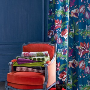 Nowa kolekcja tkanin marki Manuel Canovas.