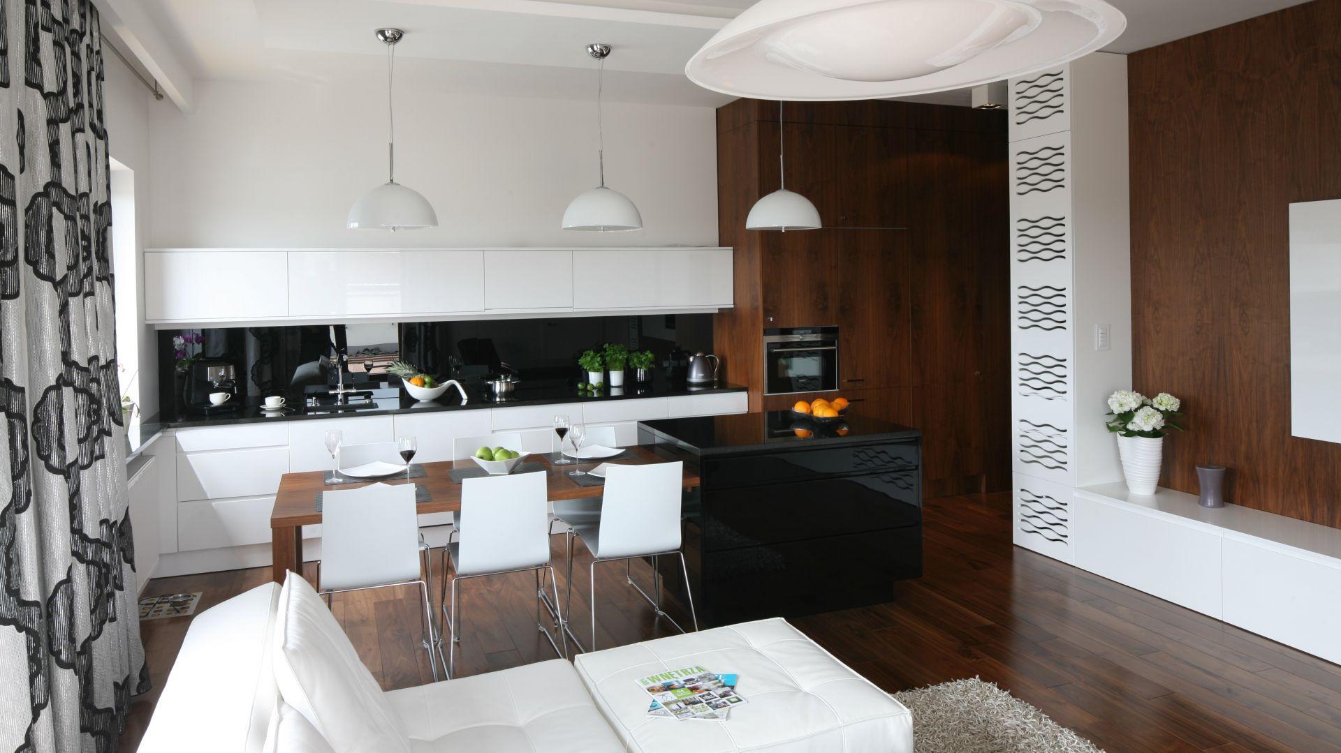 Jadalnia W Kuchni Lub W Salonie 14 Najlepszych Pomyslow Architektow