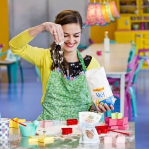 Słodkie przygotowanie do ostatnich dni karnawału. Na zdjęciu ceramika duńskiej marki Rice. Fot. Rice.