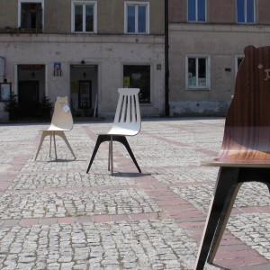 Krzesło Miś i Ulubione. Fot. Tu Patrz! Wzorcownia.