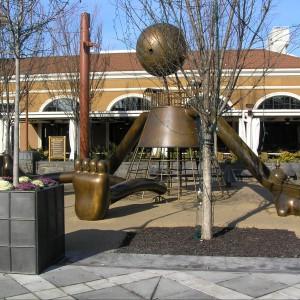 Plac zabaw w Yonkers Ridge Hill. Źródło Wikipedia
