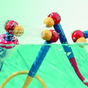 Główka prysznicowa JOCO, funkcja samoczyszcząca w chwili przestawiania, dwa rodzaje strumienia: normalny i mono, przepływ maks. 15 l/min. 290,28 zł, Hansgrohe.