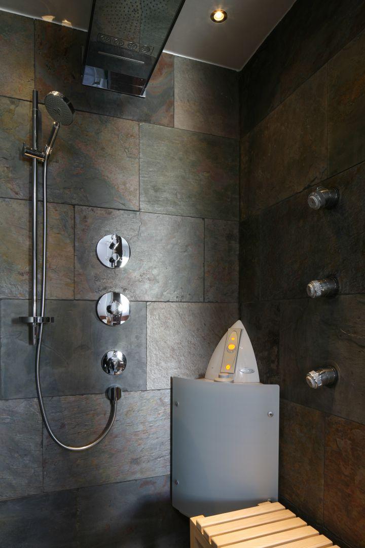 łazienka W Kamieniu Pomysł Na Aranżację łazienki Na