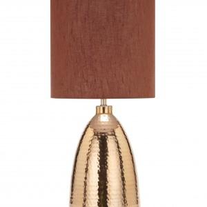 Lampa Nommad w kolorze miedzi.  Fot. Next.