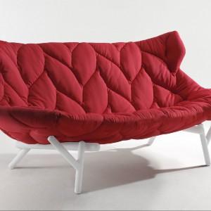 Sofa Foliage proj. Patricia Urquiola. Fot. Kartell.