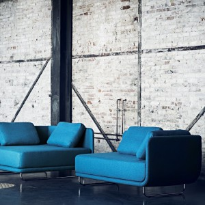 Modułowe sofki Setup. Fot. Softline.