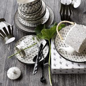 Kolekcja ceramiki marki Nordal - propozycja na 2014 rok. Fot. Nordal.