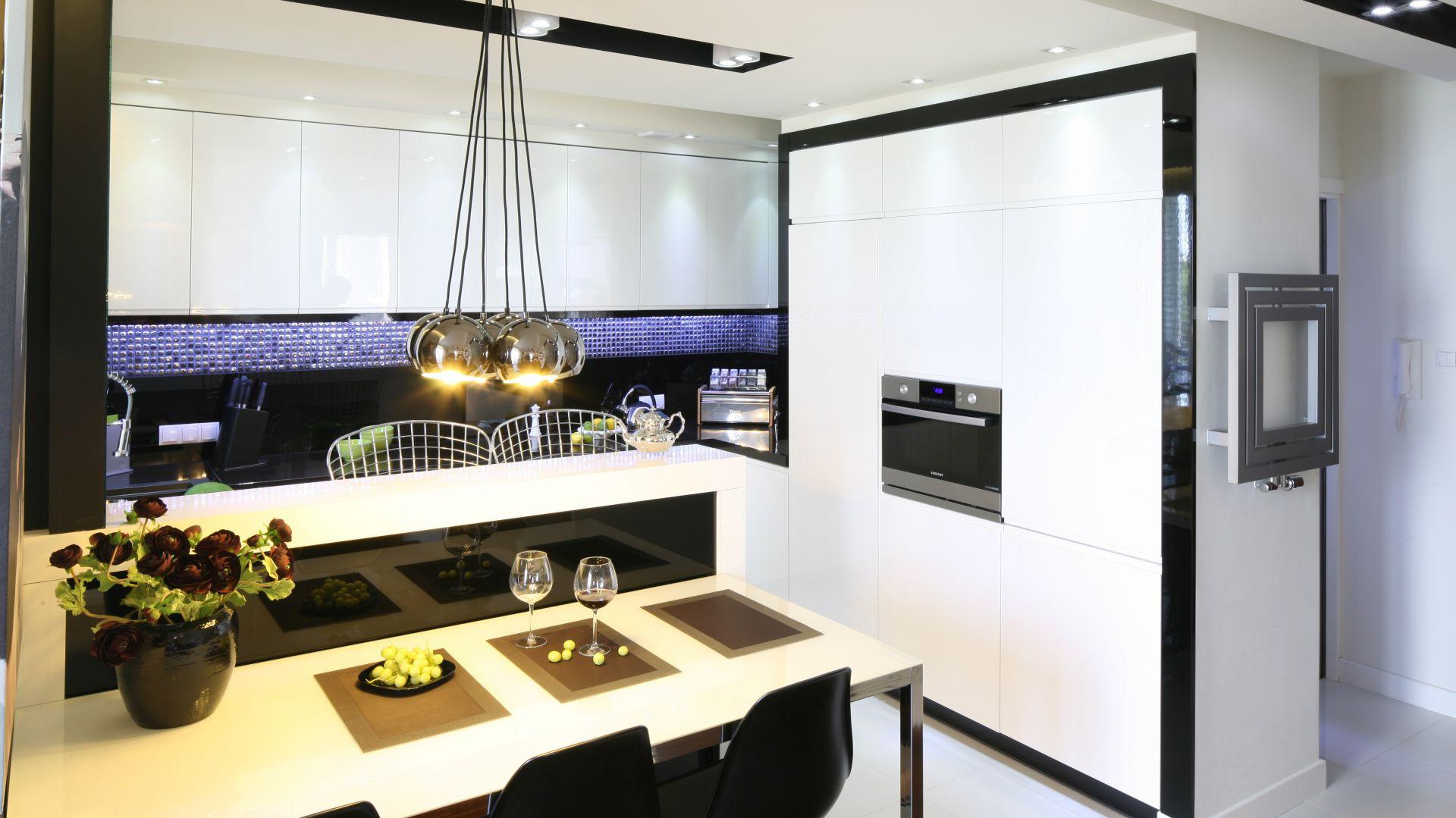 Oświetlenie W Kuchni Strategiczne Miejsca