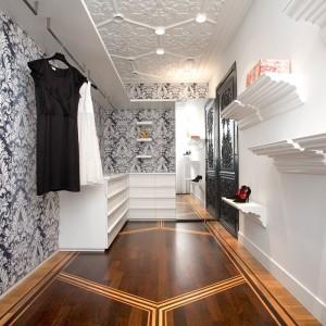Garderoba dla wymagających. Fot. Marcel Wanders Interiors.