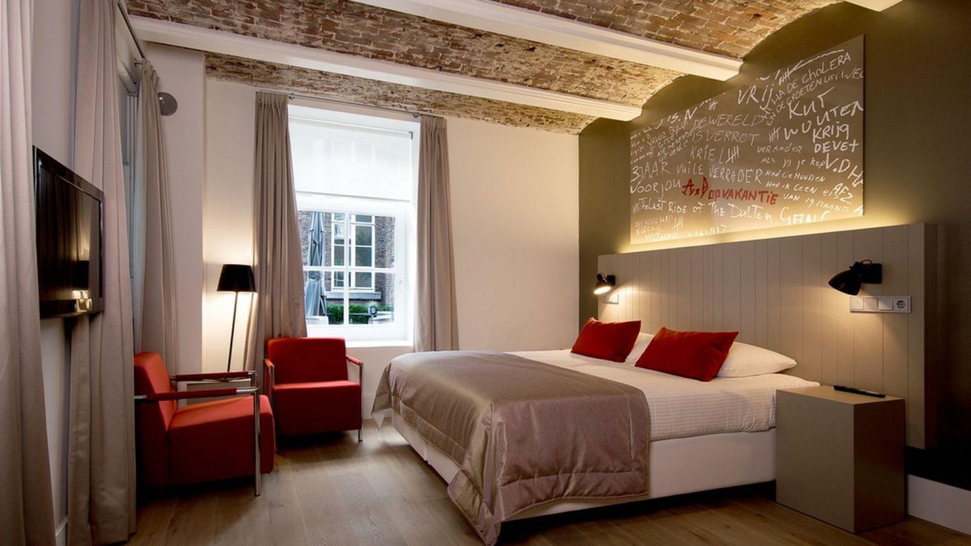 Fot.Hotel  Het Arresthuis / Engelman Architecten.