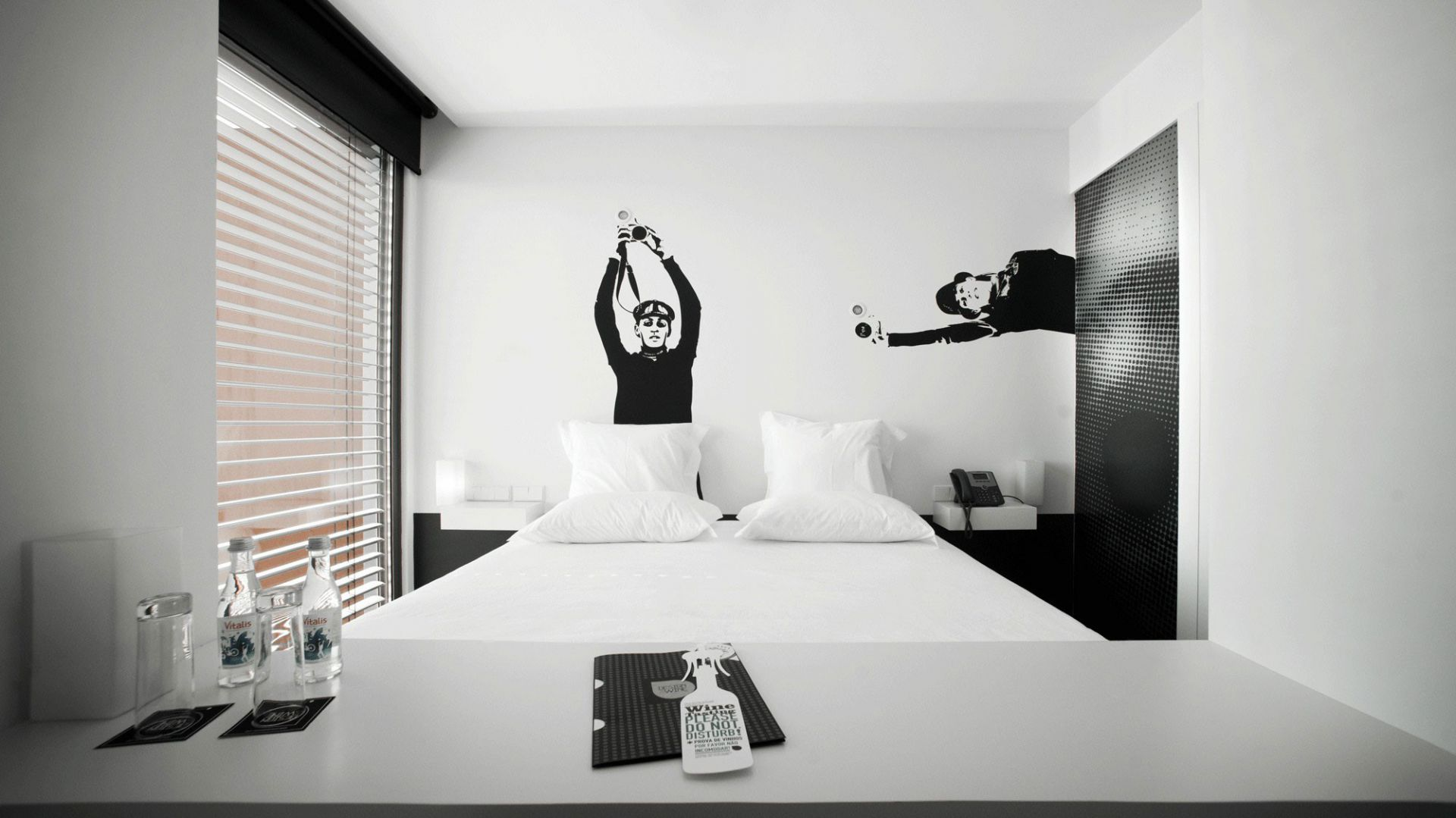 Fot. Design & Wine Hotel,Portugalia / Barbosa & Guimaraes Arquitectos.