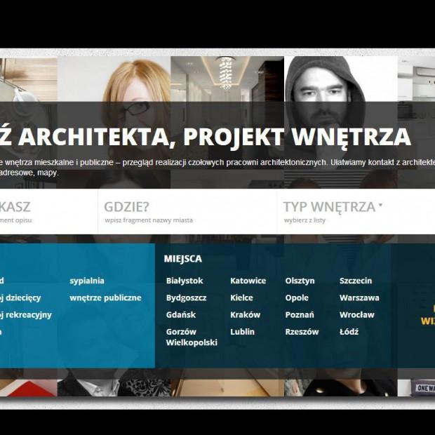 Portal Archiconnect.pl – ponad 400 architektów i 1500 wnętrz!
