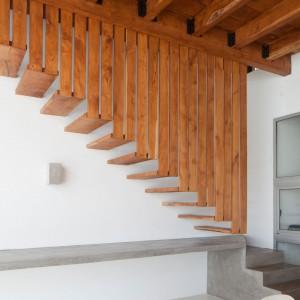 Oryginalny pomysł na schody. Fot. Cinco Patas al Gato.