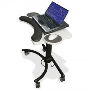 Mobilny stojak, pracujesz gdzie chcesz! Produkt dostępny na Rakuten.