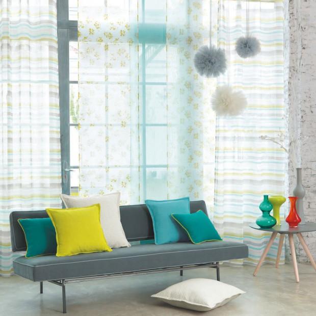 Zasłony - praktyczna dekoracja okna. Pomysły