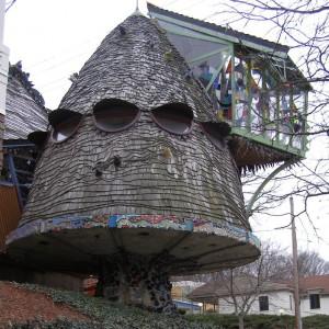 The Mushroom House. Na podstawie baśni Braci Grimm - Proj. Terry Brown
