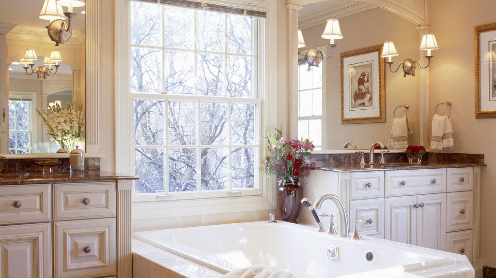 łazienka W Stylu Vintage Najładniejsze Wnętrza W Klimacie Retro