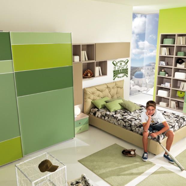 Pokój dla chłopca. 15 najciekawszych pomysłów