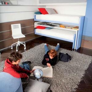 Pokój dla dwóch chłopaków. Fot. Dielle.