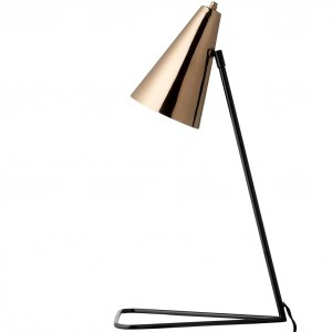 Nowoczesna lampa na biurko. Fot. Opa&Company.