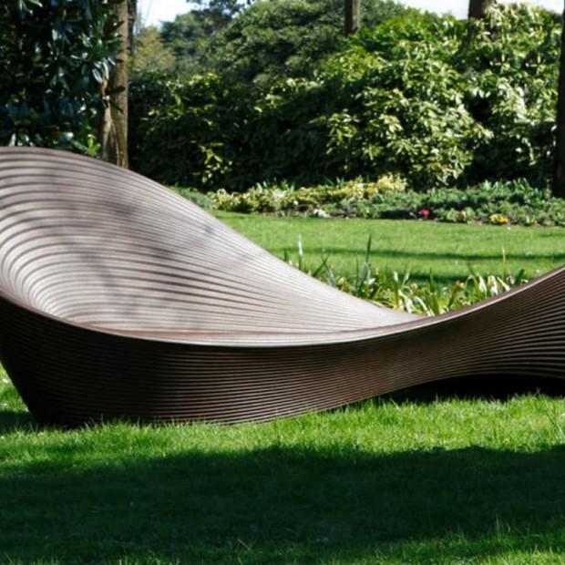 Siedziska do ogrodu. Oryginalne wzornictwo