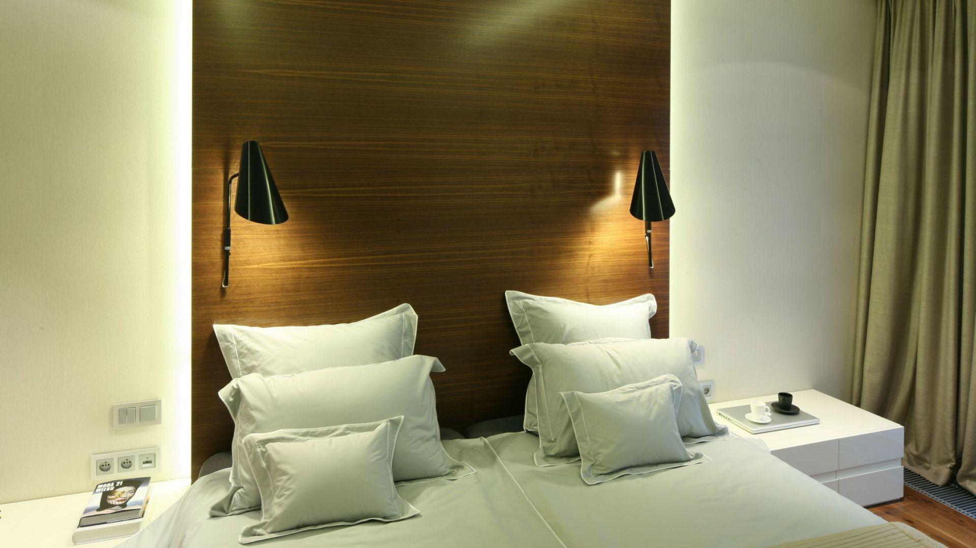 Oświetlenie Sypialni Kinkiety Nad łóżko