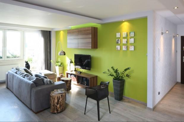 Dzisiaj stawiamy na zieleń! To kolor nadziei, wiosny i budzącego się życia. Przygotowaliśmy dla Was najpiękniejsze aranżacje wnętrz z zielenią zaprojektowanych przez architektów wnętrz.