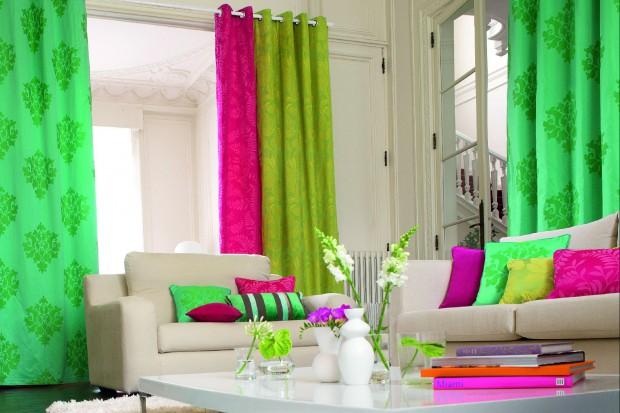 Kolor zielony we wnętrzu: 30 przykładów, jak łączyć go z innymi barwami