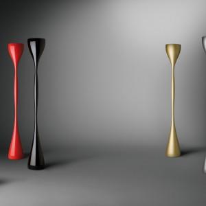 Ultranowoczesna lampa Jazz, wykonana z poliestru. Marka: Vibia. Sprzedaż: Pani Lampa. Cena: ok. 8 tys. zł.