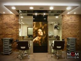 Metamorfoza saloniku fryzjerskiego.