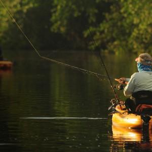Kajak wędkarski. Fot. Hobie Fishing