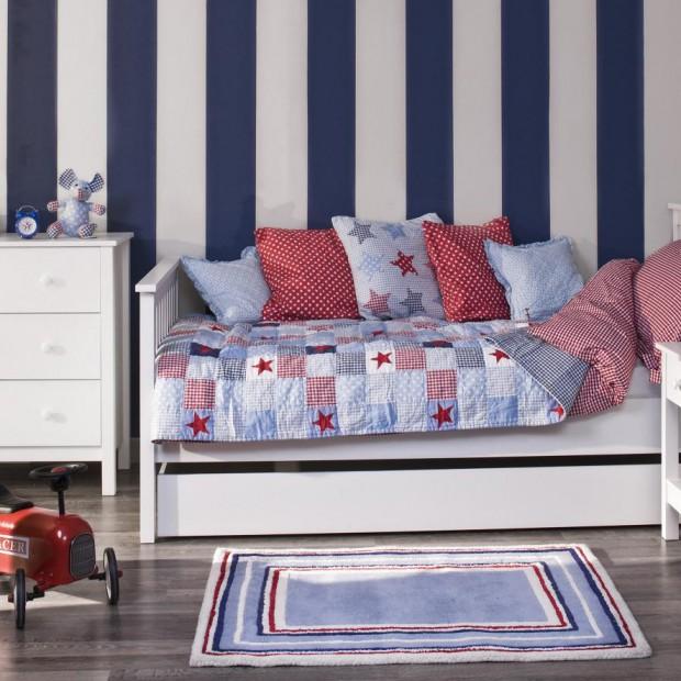 Jak wyodrębnić pokój dla syna i małą sypialnię? Ekspert radzi