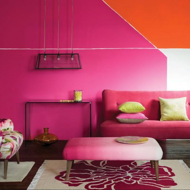 Kwiaty we wnętrzach: na podłodze, ścianie i meblach