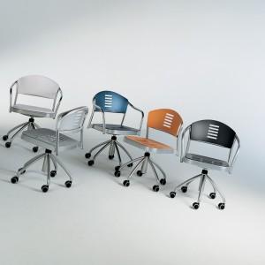 Krzesła biurowe Mauna Kea. Fot. Atak Design.