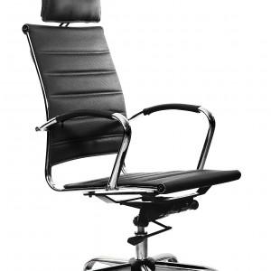 Krzesło Manchester o barwie klasycznej czerni marki  Bieliani. Fot. Bieliani.