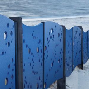 Na wzór morskiej fali. Fot. Iroonie